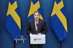 نخست وزیر سوئد استعفا کرد
