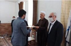 رئیس جدید دانشگاه آزاد اسلامی بانه معرفی شد