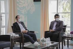 محمدحسین کفعمی رئیس سازمان بسیج دانشجویی شد