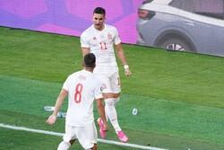 برد اسپانیا مقابل کرواسی در شب باشکوه یورو