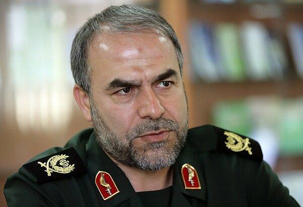 ایرانی سپاہ کی امریکہ کو خطے سے فوری طور پر نکلنے کی سفارش