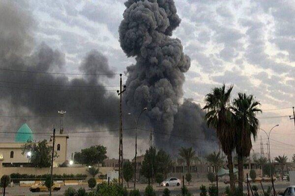 تجاوز جدید آمریکا علیه «حشد شعبی»/ تسریع پروژه احیای داعش در عراق