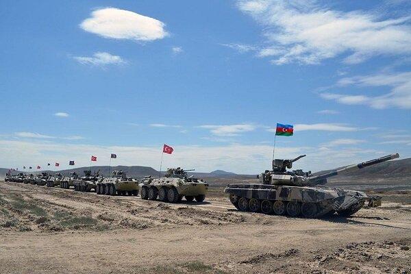 Azerbaijan, Turkey hold joint military drills