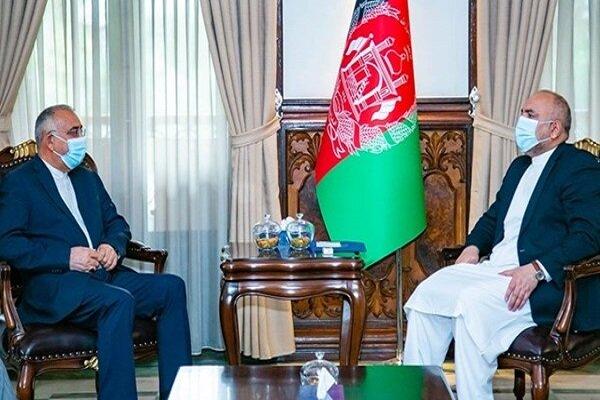 اجتماع ثلاثي بين إيران وأفغانستان وباكستان