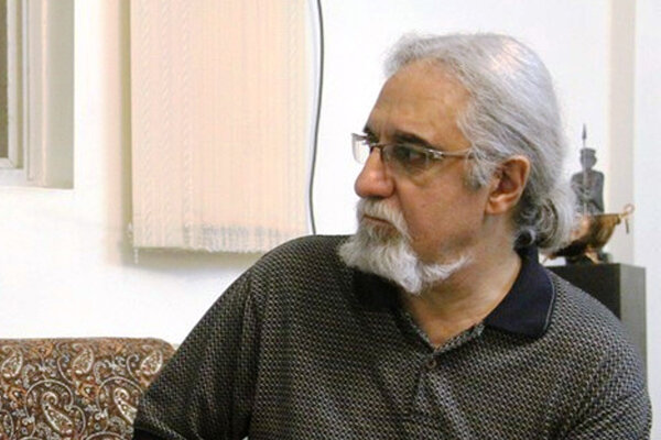 مسعود شناسا پیشکسوت موسیقی در بیمارستان بستری شد