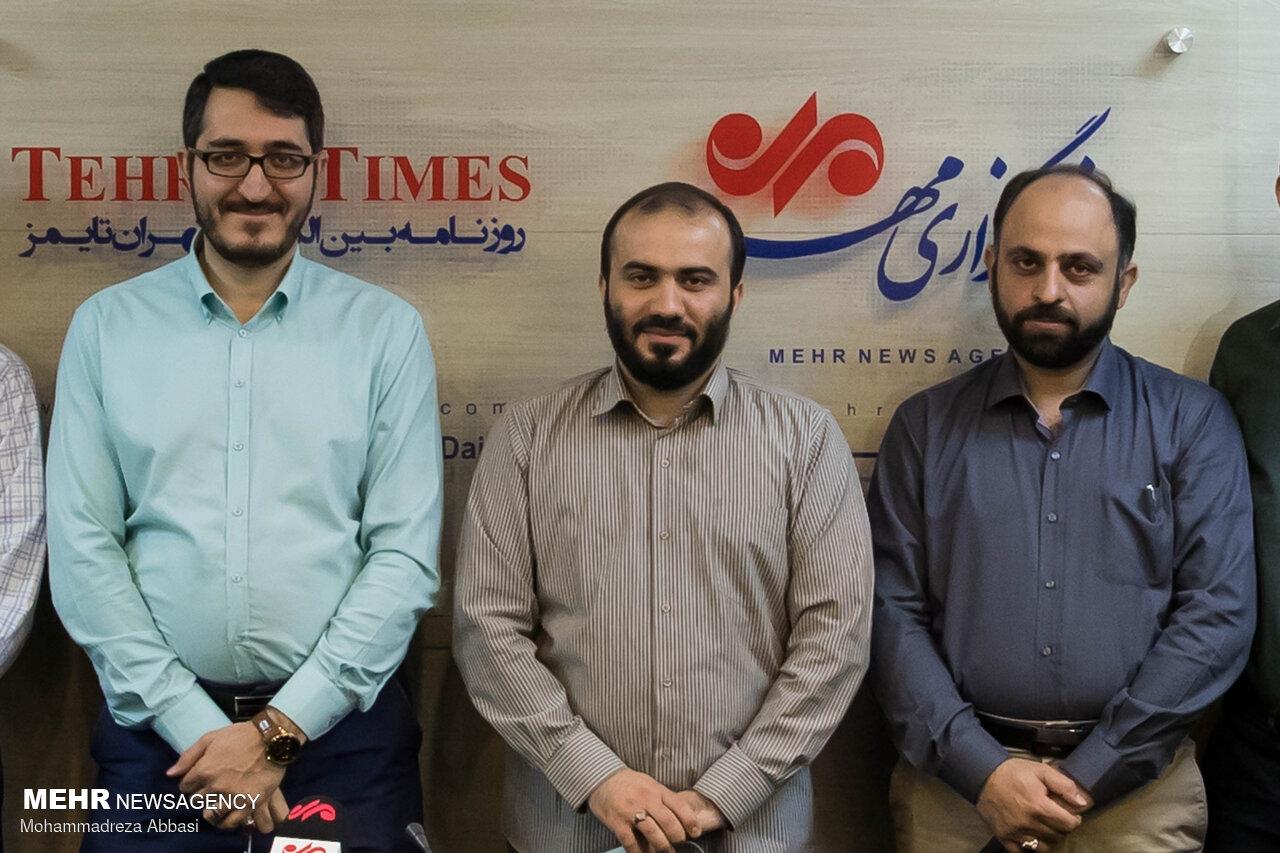 حسین طاهری به عنوان سرپرست معاونت خبر خبرگزاری مهر منصوب شد