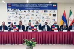 Tehran, Yerevan to improve joint technological products