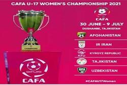 اعلام برنامه زمانبندی رقابتهای فوتبال نوجوانان کافا