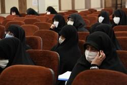 ۱۵۰۰ طلبه زن در سمنان درس میخوانند/ برگزاری همایش بیوتروریسم
