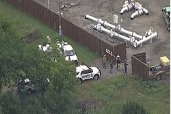 انفجار لوله گاز در تگزاس با ۲ کشته و ۳ زخمی