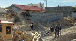 ۵۸ حلقه چاه غیرمجاز در محدوده منابع آبی مشهد مسدود شد/ رفع تصرف اراضی بستر رودخانهها