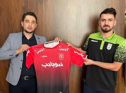 گیتی پسند یک بازیکن جدید خرید/ شیرپور با لباس تیم ملی قرارداد بست