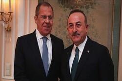 Turkish, Russian FMs to meet tomorrow