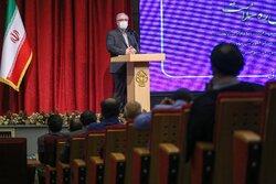 آیین پویش ره سلامت با حضور وزیر بهداشت
