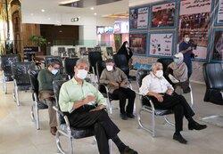 چهارمین مرکز تجمیعی واکسیناسیون در اردبیل افتتاح شد