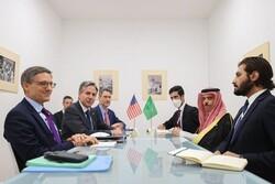 US, Saudi FMS discuss Iran on sidelines of G20 summit