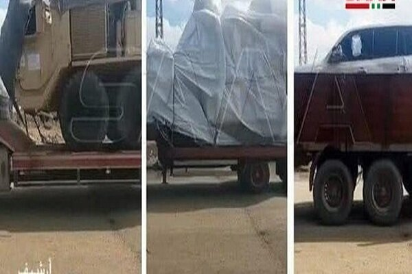 US brings 60-truck logistics convoy into Syria: SANA