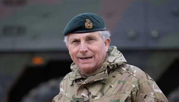 برطانوی مسلح افواج کے سربراہ کورونا وائرس میں مبتلا
