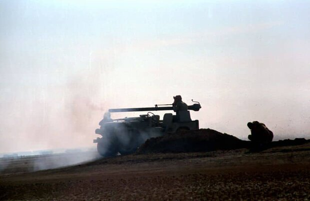 اجازه از حاج قاسم برای عملیات/تانکهای دشمن به ردیف مستقر بودند