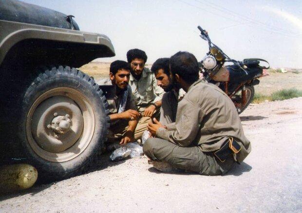 اجازه از حاج قاسم برای عملیات/ تانکهای دشمن به ردیف مستقر بودند