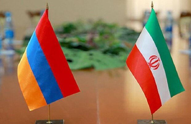 Iran, Armenia economic officials meet to discuss trade ties