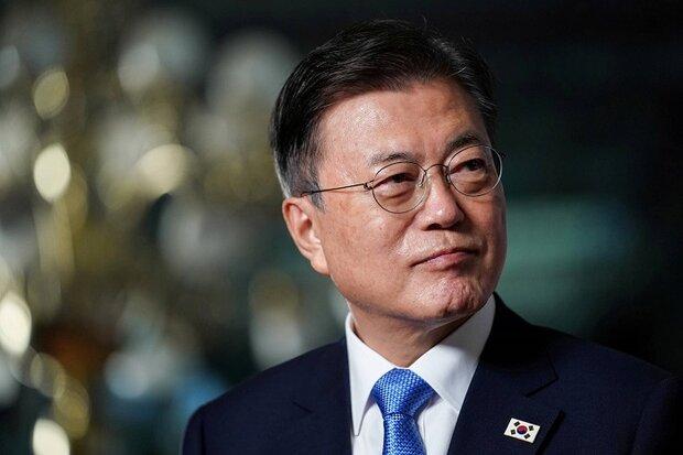 رئيس كوريا الجنوبية يهنئ رئيسي بفوزه في انتخابات الرئاسة الايرانية