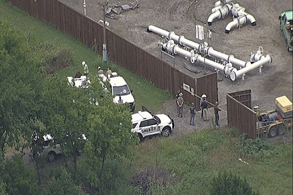 2 dead, 2 injured in Texas gas pipeline explosion