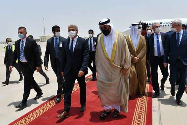 Siyonist Bakan Lapid'den BAE'ye ilk ziyaret