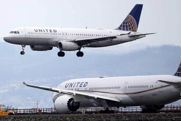 هواپیمایی یونایتد آمریکا بزرگترین سفارش خرید تاریخ خود را ثبت کرد