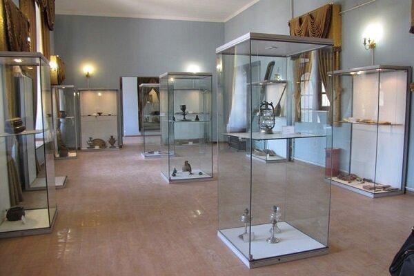Kirmanşah'daki müzelerde kısa bir gezinti