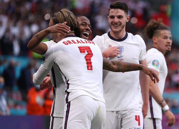 برطانیہ کی فٹبال ٹیم یوروکپ کے کوارٹرفائنل میں پہنچ گئی