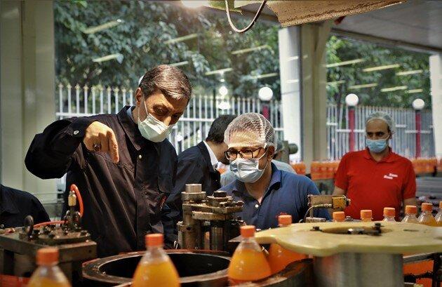 تجهیزات ایرانی صنعت نوشیدنی ساخته شد