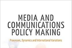 کتاب «سیاستگذاری ارتباطات و رسانه» ترجمه میشود