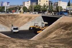 طرح زیرگذر شهید کشوری ایلام هفته آینده افتتاح می شود