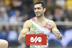 ژیمناستیک مدال گرفت اما سهمیه المپیک نگرفت