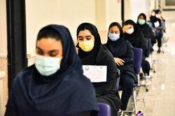 İran'da üniversite adaylarının sınav maratonu sürüyor