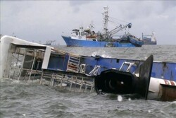 6 dead, several missing after ferry ship sinks off Indonesia