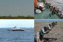 اجرای عملیات شناسایی شناورها توسط پهپادهای «نداجا»