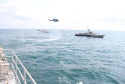 Army's naval drill in Caspian Sea wrapped up