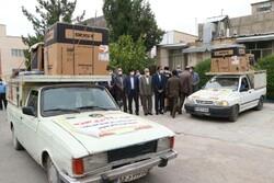 اهدای ۴۲۰ سری جهیزیه به زوجهای تحت پوشش کمیته امداد خراسان شمالی