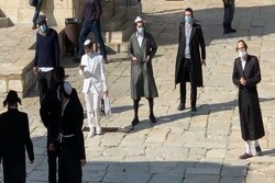 Zionist settlers attack Al-Aqsa Mosque in occupied lands