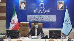 مطالبه خسارت دادرسی در صدر پروندههای حقوقی و خانوادگی استان مرکزی