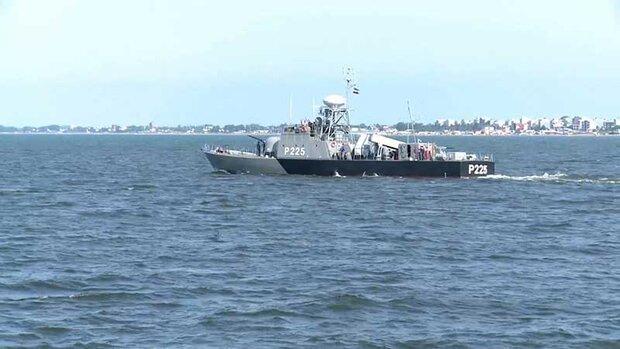 انطلاق المناورات البحرية للأمن المستدام في بحر قزوين