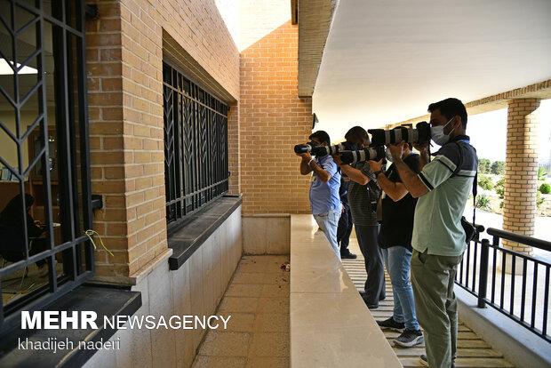 İran'da üniversiteye giriş sınavı
