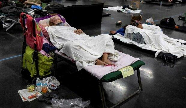 Dozens dead as record-breaking heat wave hits Canada, US