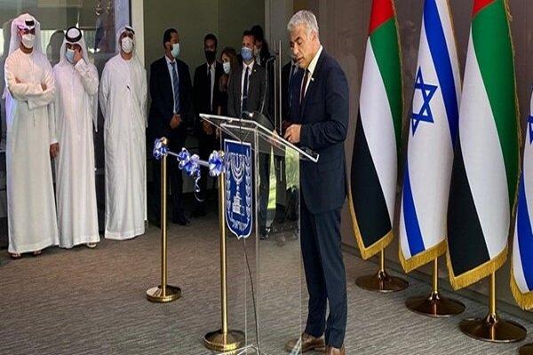 لابيد يفتتح قنصلية للعدو الصهيوني بدبي ويرحب بتعيين سفير للبحرين