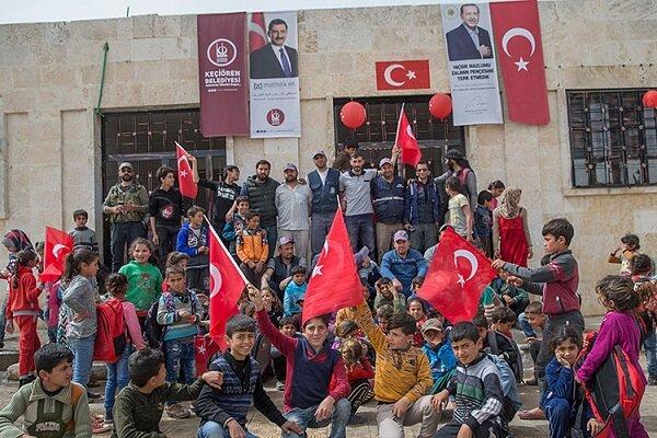 """Suriye'den Türkiye'nin """"Türkleştirme politikası""""na tepki"""