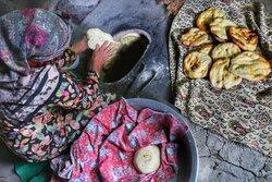قصه نان محلی پیازی