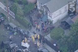 16 injured in blast after Los Angeles police seized fireworks