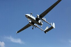 Palestinians shoot down Israeli drone